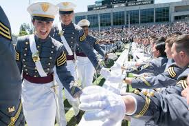 u s department of defense photo essay graduates of the u s military academy s class of 2015 congratulate each other during their commencement at