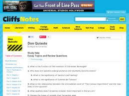 don quixote essay topics   essay topic suggestionsdon quixote essay topics and review questions th higher ed worksheet lesson planet