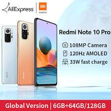[World Premiere In Stock] <b>Global Version Xiaomi</b> Redmi Note 10 Pro ...