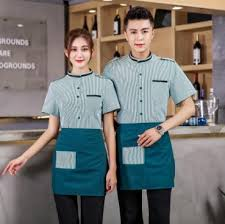 Hotel <b>Waiter</b> Work Clothes Catering Teahouse Fast <b>Food Chinese</b> ...