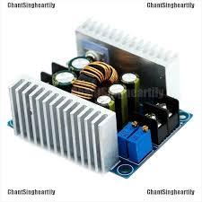 ChantSingheartily <b>DC</b>-<b>DC Converter 20A 300W</b> Step up Step down ...