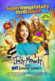 Judy Moody and the Not Bummer <b>Summer</b> - Wikipedia