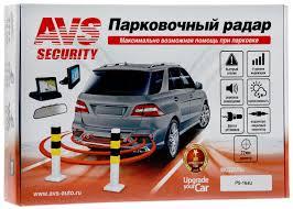 """<b>Парктроник AVS</b> """"<b>PS-164U</b>"""" — купить в интернет-магазине OZON ..."""