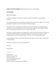 internship cover letter email format resume samples internship cover letter email format student sends great cover letter for internship at bank cover letter