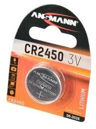 <b>Батарейка ANSMANN</b> CR2450 — купить по выгодной цене на ...