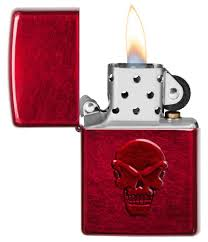 <b>Зажигалка</b> Candy Apple <b>Red</b> ZIPPO 21186