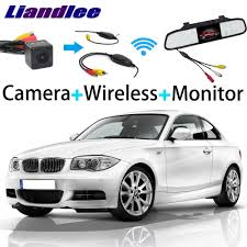 <b>Liandlee For BMW</b> 1 Series E82 E88 3 in1 Special Rear View ...