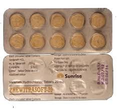 Левитра 20 мг спб