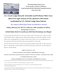 legal lessons of the ese internment tickets fri feb  description