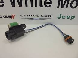 09 16 challenger charger 300 new radiator fan motor wiring harness image is loading 09 16 challenger charger 300 new radiator fan
