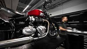Triumph <b>Motorcycles</b> | For the Ride