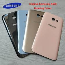 <b>Original Samsung</b> Galaxy A5 2017 A520 A520F <b>Back Battery Cover</b> ...