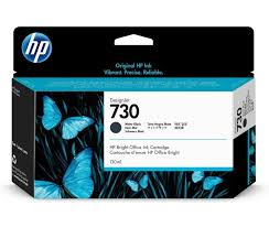 <b>HP 730 Matte</b> Black Original <b>Designjet</b> Ink Cartridge - Standard ...