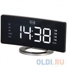 <b>Часы</b> с радиоприемником <b>MAX CR</b>-<b>2915</b> — купить по лучшей ...