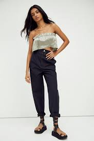 <b>Levi's Tailor High</b> Loose Tapered Pants | Free People