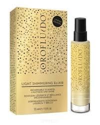 Orofluido <b>Ультра</b>-<b>легкое</b> сухое <b>масло</b> Light Shimmering Elixir, 55 мл