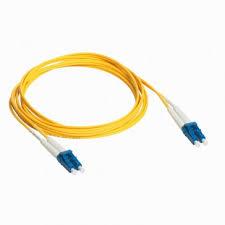 <b>Patch cord</b> fibre optic - OS 1 singlemodules (9/125 μm) - <b>LC</b>/<b>LC duplex</b>