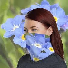 Neck Gaiters – <b>Nature</b> of Flowers