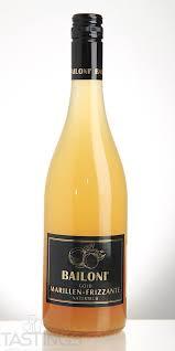 Bailoni NV Gold Marillen Frizzante <b>Sparkling</b> Wine Austria Austria ...