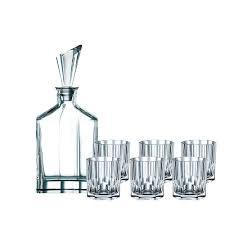 <b>Набор для виски</b> Aspen Whiskey Set/<b>7</b>, <b>7</b> предметов, Nachtmann
