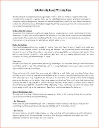 college scholarships essays  denial letter sample writing essays for college scholarships