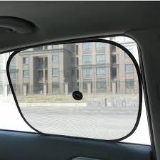 CARPRIE <b>2x</b> Black Kids Baby Children <b>Car</b> Window <b>UV Protection</b> ...