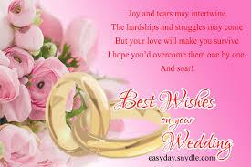 Wedding Wishes Quotes (20 Images) - Trumpetweddingdresses.com | 37411