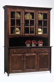 rustic hutch dining room: rustic dining room hutch wood floors rustic hutch dark stain iron lexington shaker