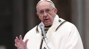 Resultado de imagem para fotos do papa