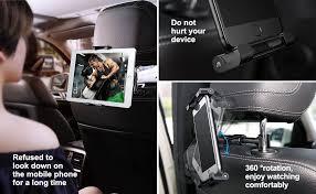<b>Автомобильный держатель Baseus Back</b> Seat Car Mount Holder ...