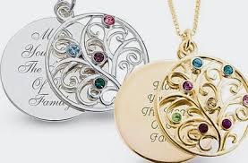 <b>Personalized Birthstone Jewelry</b> at Things Remembered