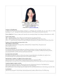 curriculum vitae of a nurse service resume curriculum vitae of a nurse pana pennsylvania association of nurse anesthetists sample resume template for fresh