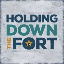 Holding Down the Fort Podcast