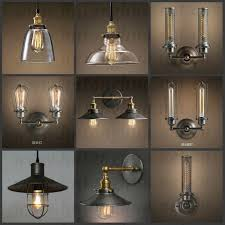 vintage style industrial lamp guard cage ihanging edison bulb light fixture antique industrial lighting fixtures