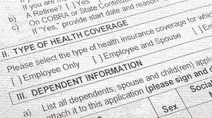 Image result for Choosing Employer Sponsored Insurance for Your Household
