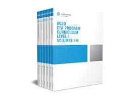 CFA Program Curriculum 2020 Level I Volumes <b>1</b>-<b>6 Box Set</b> | Wiley