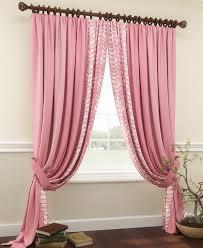 Купить шторы с подхватом из габардина <b>Фивирид</b> (<b>серо-розовый</b> ...