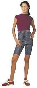 <b>Антицеллюлитные шорты с эффектом</b> сауны Turbo Cell Jeans ...