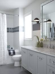 plain white bathroom tiles