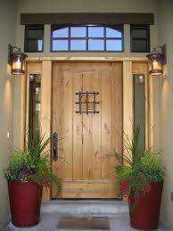 Exterior Doors That Make A Statement HGTV - Black window frames for new modern exterior