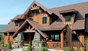 Featured Style  Mountain Rustic House Plans   America    s Best House    Featured Style  Mountain Rustic House Plans