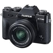 Купить <b>Фотоаппарат</b> системный премиум <b>Fujifilm X</b>-<b>T30</b> Kit 15-45 ...