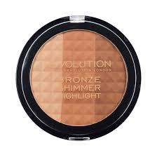 <b>Revolution Ultra Bronze</b>, Shimmer & Highlight | Cosmetify
