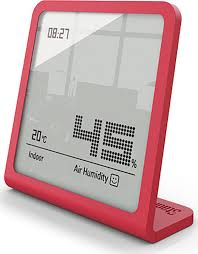 Гигрометр <b>Stadler Form Selina</b> Hygrometer, цвет: red chili. S-066 ...