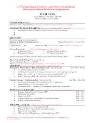 resume latest format template co resume latest format template