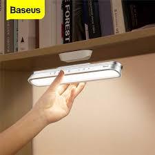 <b>Baseus</b> LED Wardrobe Light <b>PIR Motion Sensor</b> Light USB ...