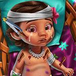 <b>Ocean Baby</b> Injured - Free Online Game - Play Now   Kizi