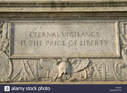 eternal vigilance is the price of liberty essay order essay