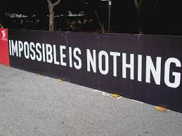 Image result for impossible is nothing