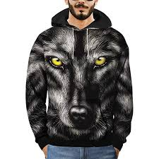 Amazon.com: <b>Men's Hoodies</b>, FORUU 3D Printed <b>Graffiti Pullover</b> ...